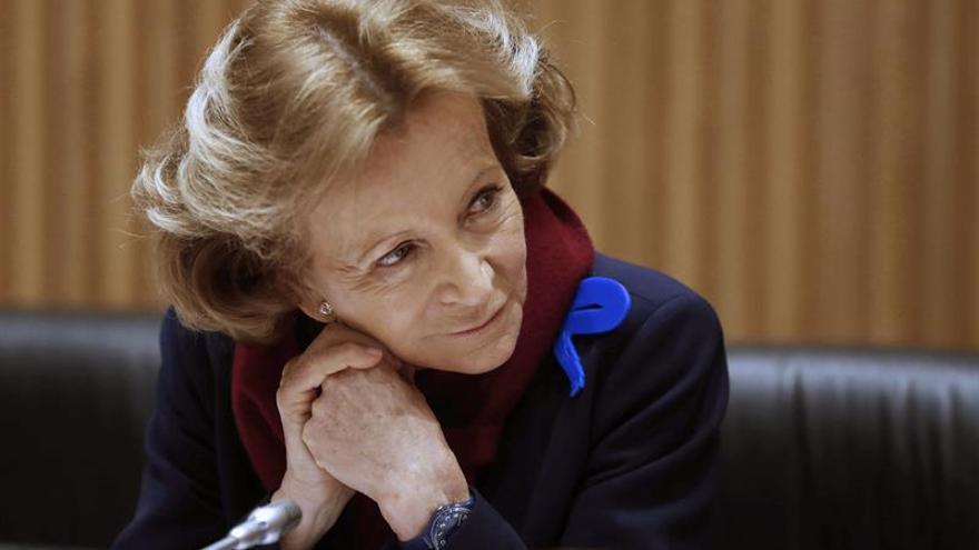 Salgado achaca a Grecia e Irlanda la recaída de la economía española en 2010