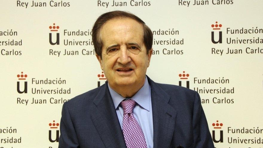 """Juan José Lucas cree que Herrera """"meditará"""" y """"tomará las riendas"""" del Gobierno de Castilla y León"""