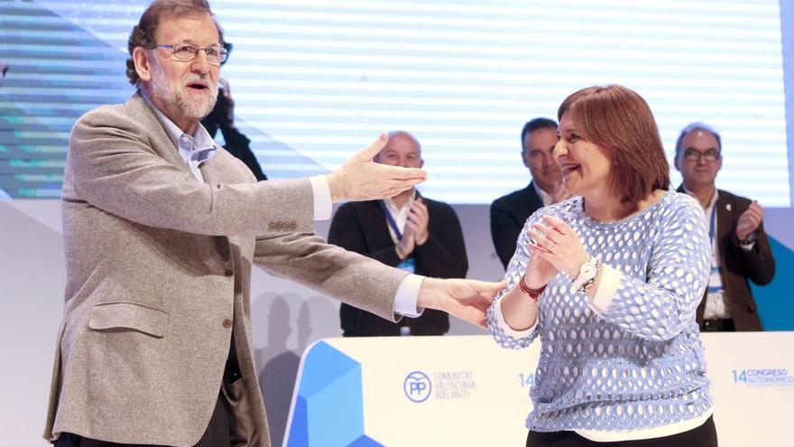 """Bonig pide a Rajoy """"justicia"""" con la Comunitat para """"evitar el contagio de las ideas nacionalistas"""""""