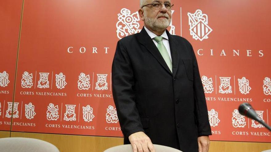 Ruz interroga hoy a Cotino sobre un supuesto pago de 200.000 euros al PP