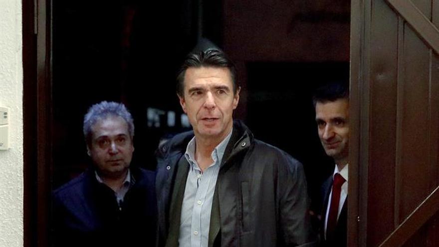 El Supremo se declara no competente de la querella de Rosell contra Soria