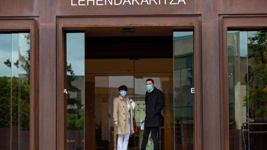 El Gobierno vasco avala con tres informes celebrar las elecciones en julio