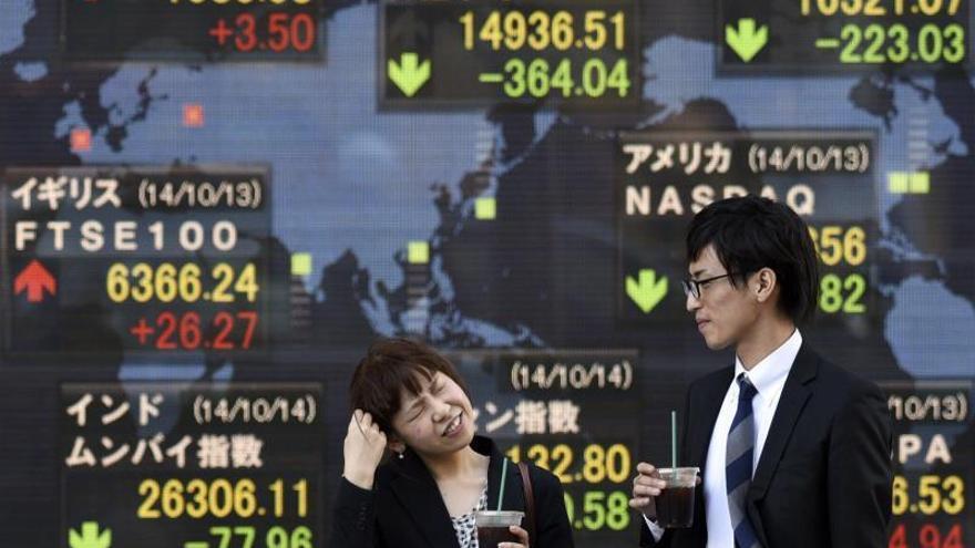 El Nikkei cae un 0,44 por ciento hasta los 19.678,61 puntos