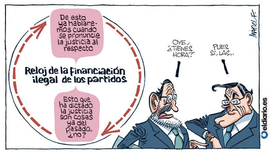 Financiación ilegal