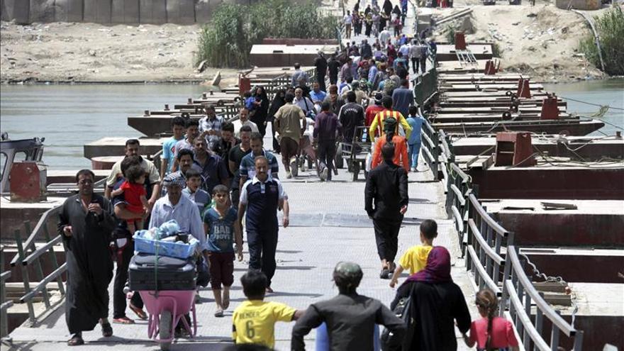 El EI toma el control de la localidad iraquí de Hasiba, al este de Ramadi