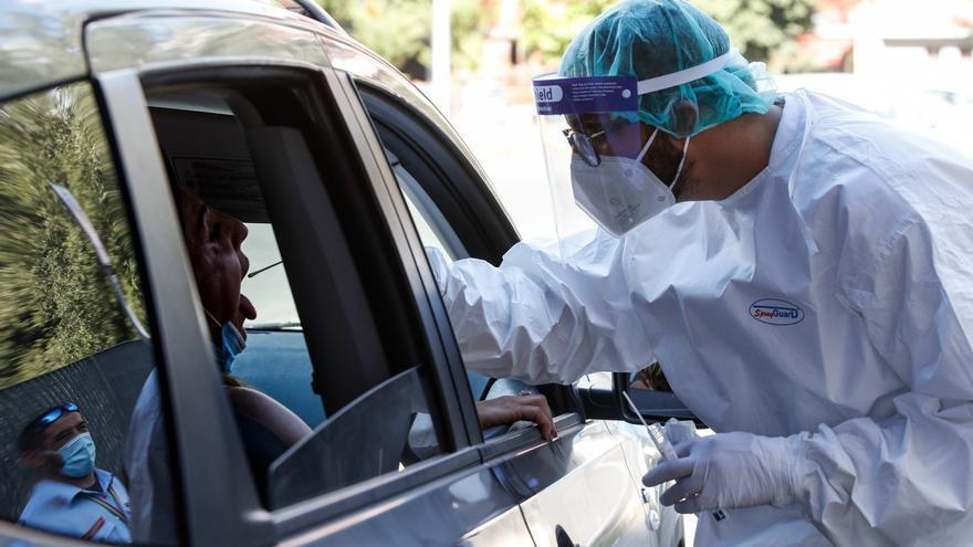 Los casos de coronavirus a nivel mundial ya casi en 22 millones, según la OMS