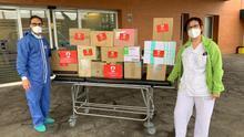 La campaña ciudadana que ha recolectado más de 60.000 euros para el Hospital de Puertollano