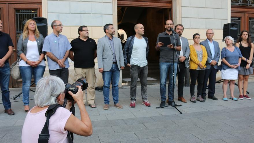 """El alcalde de Sabadell (Barcelona) mantiene """"intacta"""" su postura de colaborar"""