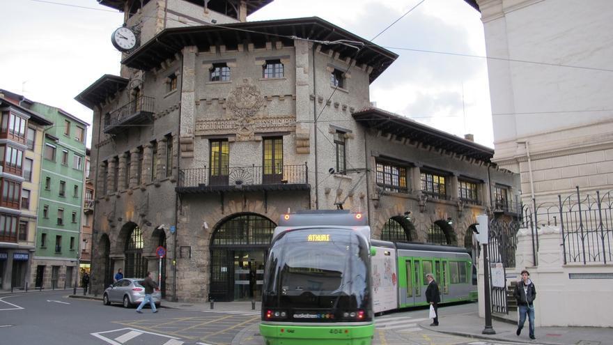 Salen a licitación las obras de ampliación Atxuri-Bolueta del Tranvía de Bilbao