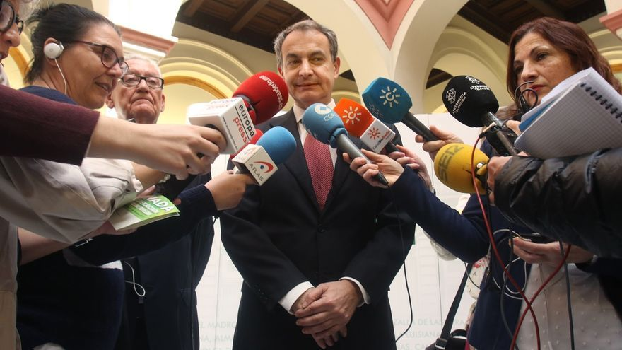 Zapatero defiende seguir trabajando con prudencia tras la decisión del Supremo venezolano contra la Asamblea Nacional