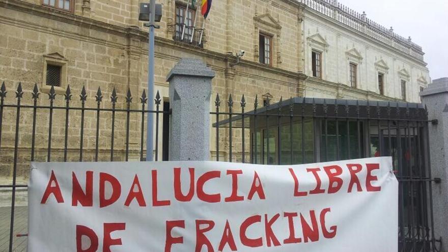 PALF ante el Parlamento de Andalucía