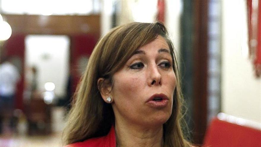 S.Camacho: Es necesario concentrar el voto en PP para apostar por la estabilidad