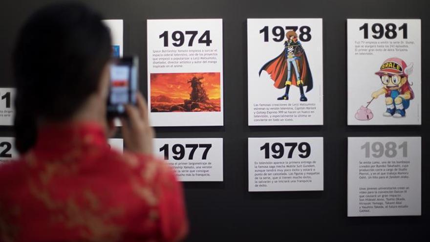 Mazinger Z protagoniza el Salón del Manga de Barcelona en vísperas de su nueva película