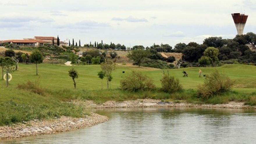 Campo de golf en Yebes (Guadalajara)