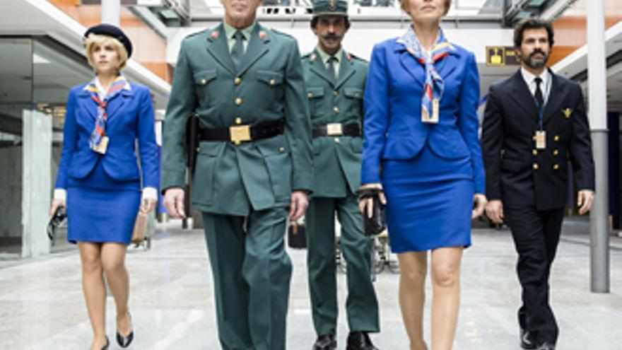 La Policía alerta de un casting falso para 'El Ministerio del Tiempo'