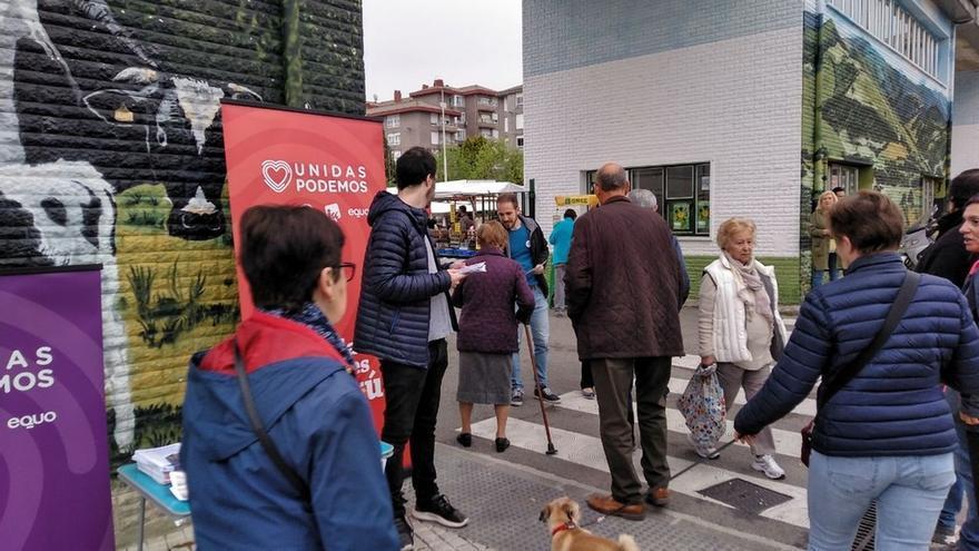 Unidas Podemos reivindica la puesta en marcha del Plan deReindustrialización del Besaya y Campoo