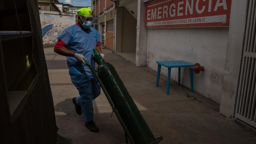 La oposición venezolana insiste en que las cifras de casos de covid-19 son inexactas