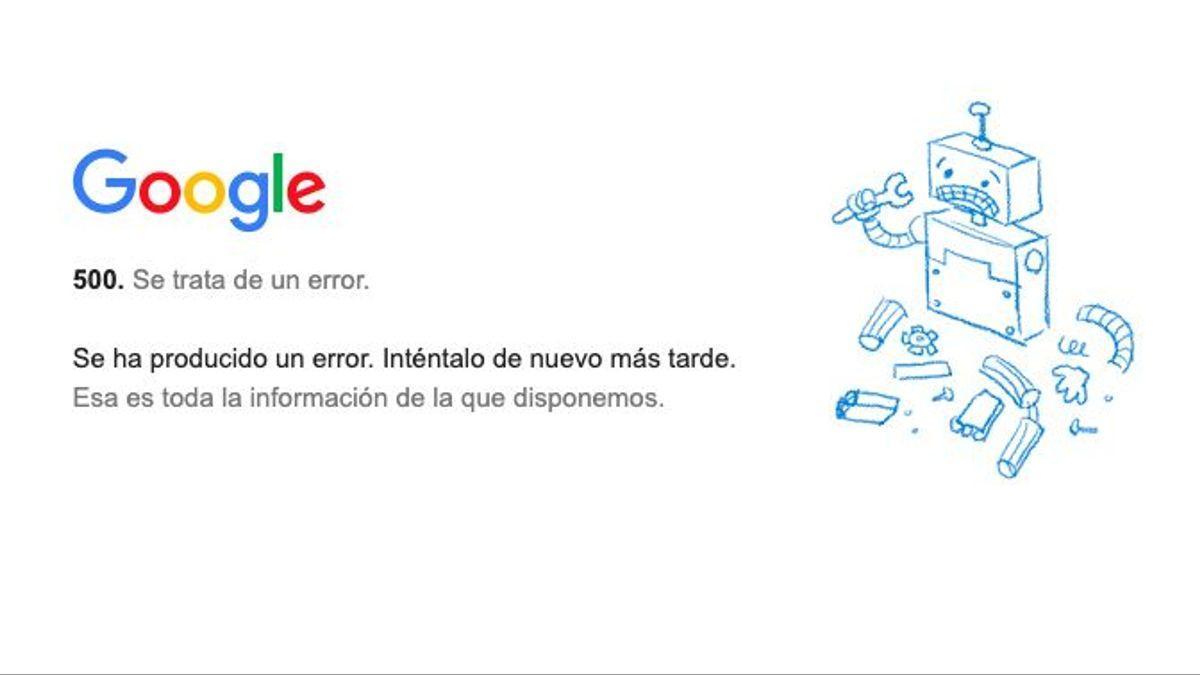 Una falla masiva en el servicio de internet afectó esta tarde a millones de usuarios y sitios en la Argentina.