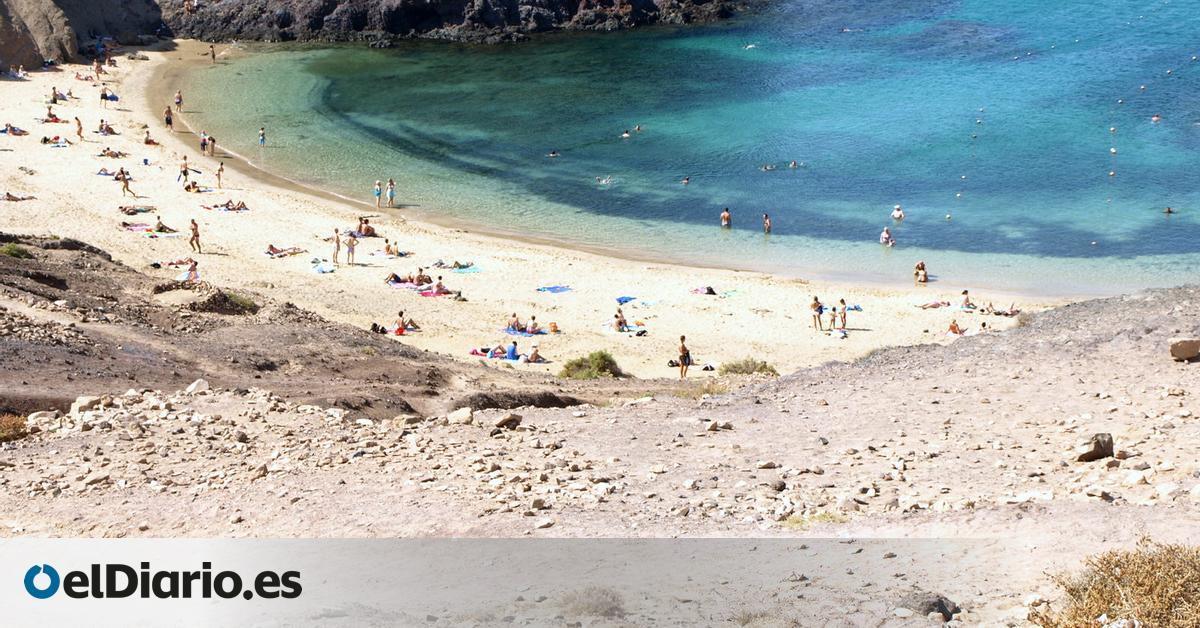 Guía De Playas Nudistas De La Isla De Lanzarote Y La Graciosa
