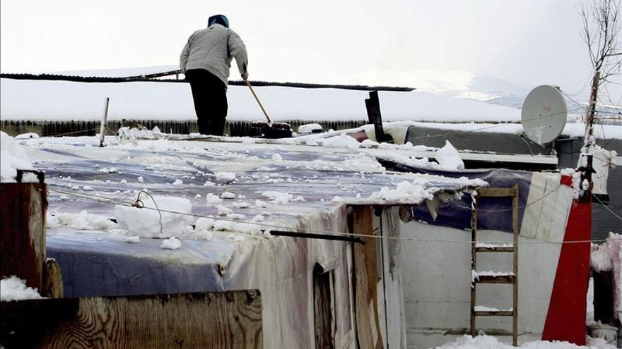 Varios obuses sirios caen en territorio libanés sin causar víctimas