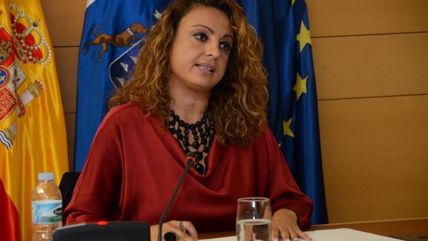 Cristina Valido será la nueva consejera de Empleo, Políticas Sociales y Vivienda