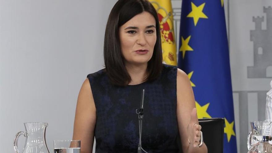 Carmen Montón afirma que hoy aclarará la información sobre su máster