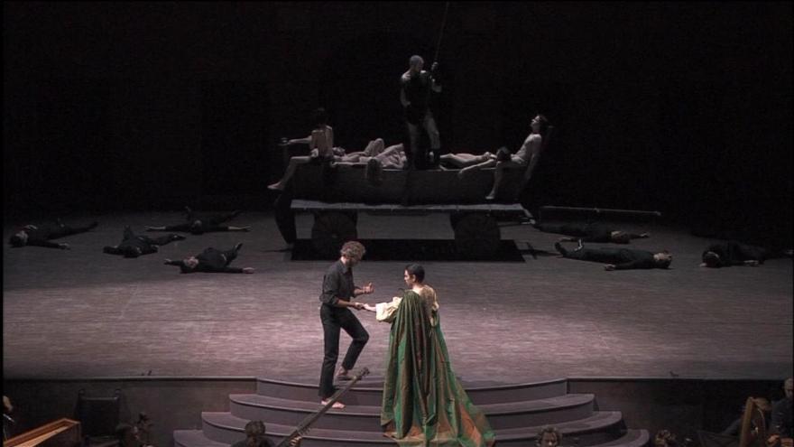 Imagen del filme 'Orfeo', que se exhibirá este lunes en CajaCanarias