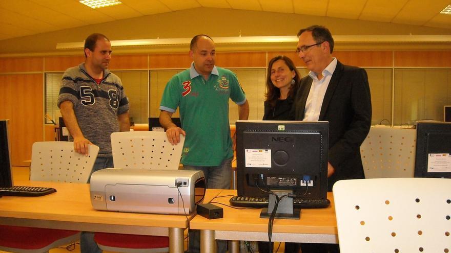 Cruz Viadero (PSOE) apuesta por ayudar a los emprendedores y la creación de empresas en Torrelavega
