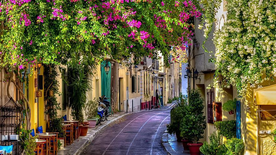 Calle de Atenas