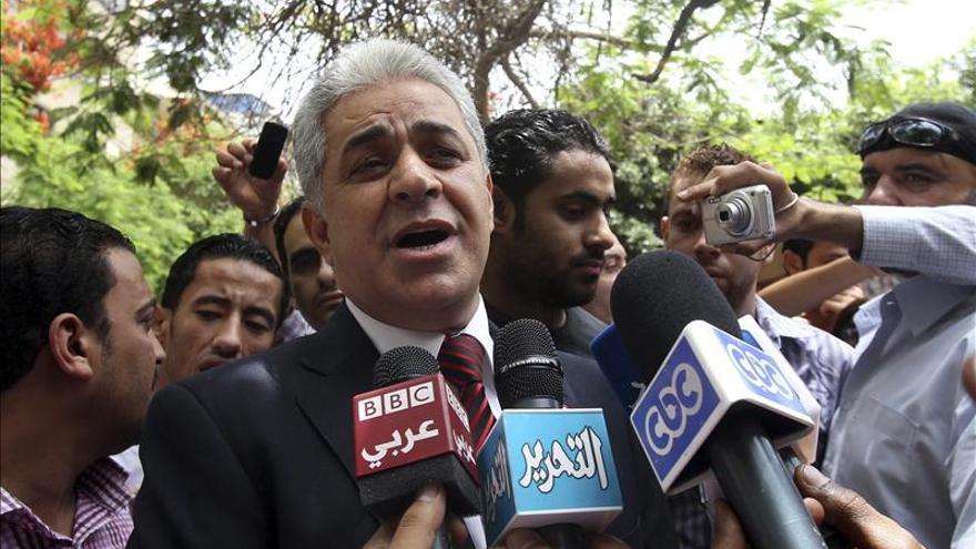 """Hamdin Sabahi cree que """"Egipto se halla en la tercera ola de la revolución"""""""