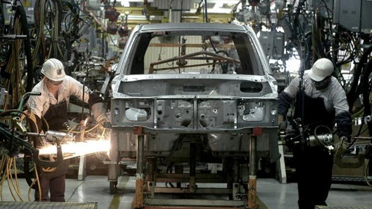 La industria automotriz en Argentina