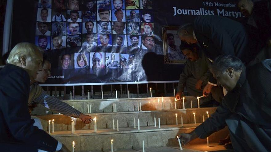 Al menos 108 periodistas fueron asesinados en 2013, un 10% menos según la FIP