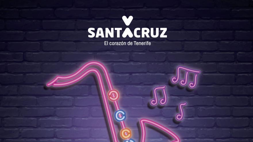 Cartel de la cita de ocio y cultural de este sábado en Santa Cruz