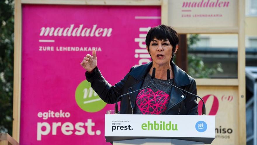 """EH Bildu ataca al PNV por la corrupción:  """"Había licencia para meter la mano en la caja"""""""