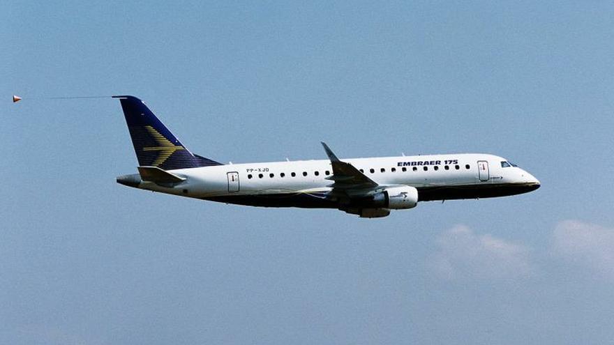 Embraer reduce sus pérdidas un 30,5 % en los primeros nueve meses del año