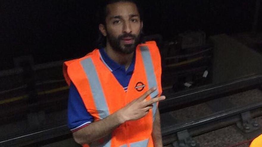 Khuram Shazad Butt trabajó para Transport for London // cedida