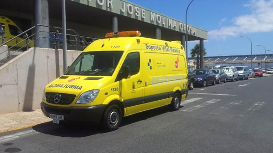 Hospital José Molina Orosa en Lanzarote (DIARIO DE LANZAROTE)