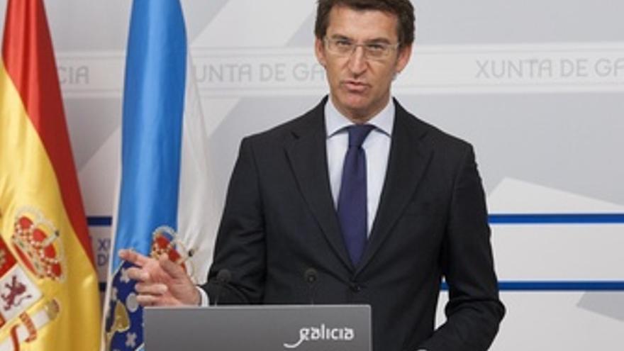 Alberto Núñez Feijóo
