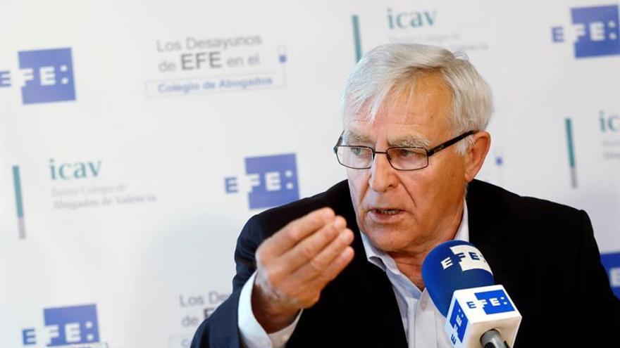 Ribó: Es terrible que Valencia vuelva a ser el epicentro de la corrupción