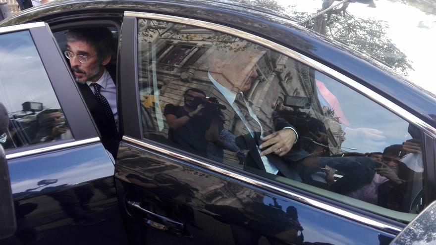 El TSJC rechaza la petición del fiscal de prohibir a Gordó salir de España por el caso 3%