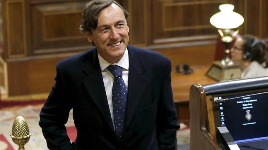 Rafael Hernando pide a Pedro Sánchez que respete a sus votantes y dialogue con el PP