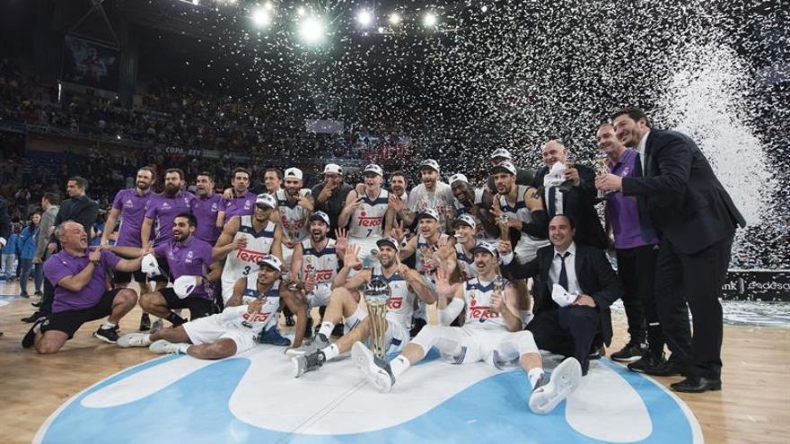 Real Madrid campeón