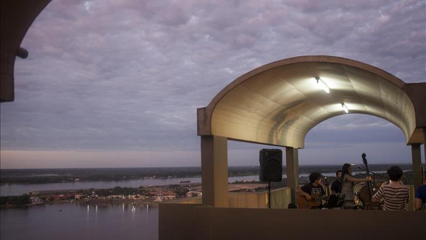 Azoteas del centro de Asunción ofrecen cultura desde las alturas