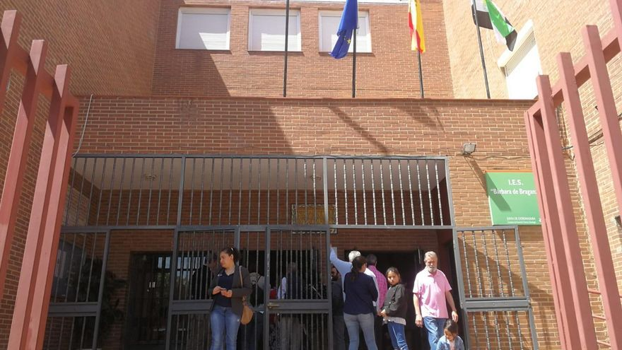 Instituto Bárbara Braganza Badajoz