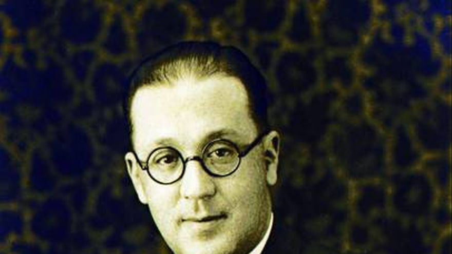 José Carlos Schwartz, último alcalde republicano de la capital tinerfeña