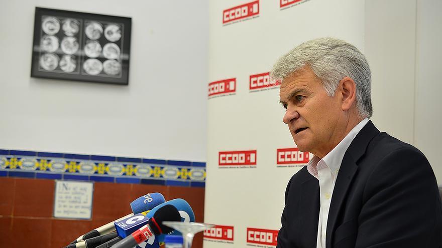 José Luis Gil, secretario de CCOO-CLM / Foto: CCOO