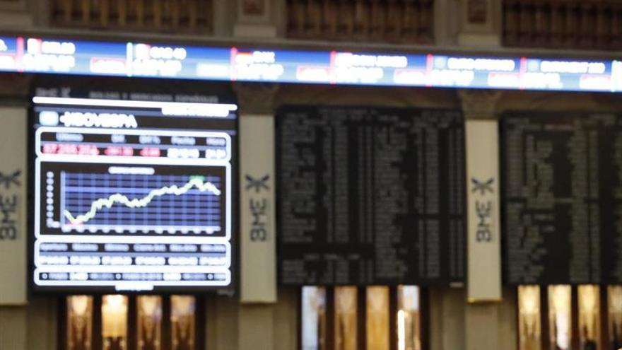 El IBEX 35 se da la vuelta tras la apertura y sube un 0,08 %
