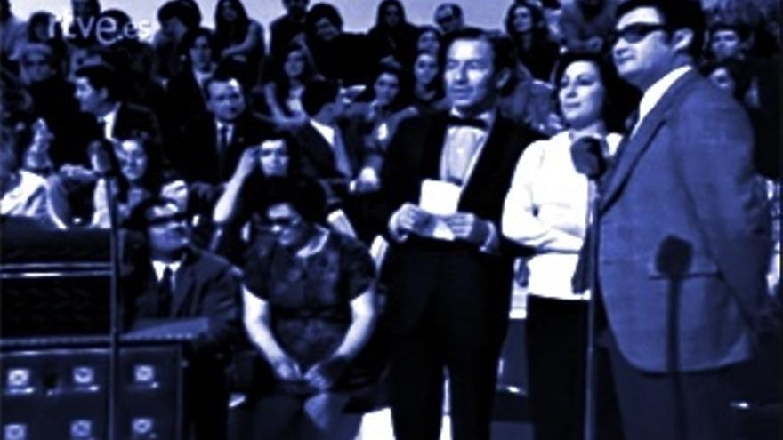 'Un, dos, tres...' celebra los 44 años con su vídeo más antiguo conservado en TVE