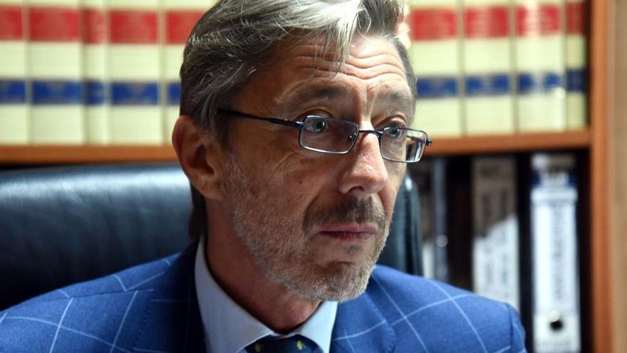 José Trasobares, jefe de Inspección de Trabajo y Seguridad Social en la provincia tinerfeña