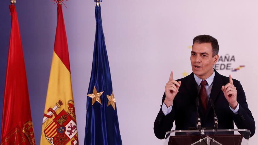 Sánchez anuncia un plan de inteligencia artificial con 600 millones de inversión